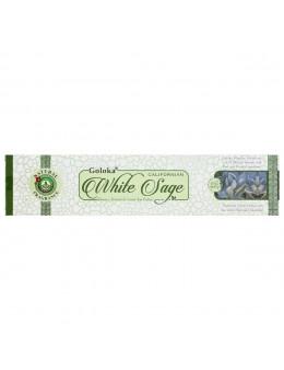 Encens Goloka - Sauge Blanche / White Sage - 15g