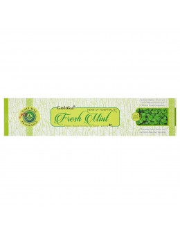 Encens Goloka - Menthe fraiche / Fresh Mint - 15g