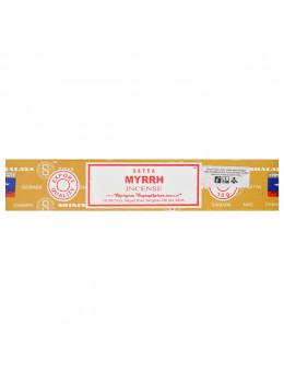Encens Satya - Myrrhe / Myrrh -15g