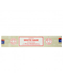 Encens Satya - Sauge Blanche / White Sage -15g