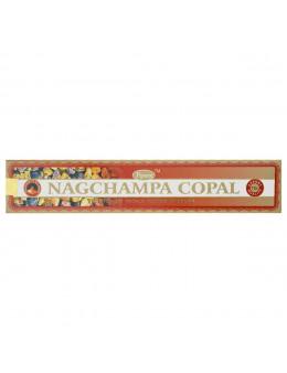 Encens Baguette Ppure - Nag Champa Copal - 15g