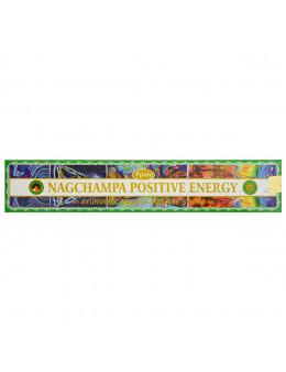 Encens Baguette Ppure - Nag Champa Energie Positive - 15g