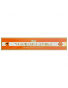 Encens Baguette Ppure - Nag Champa Ambre - 15g