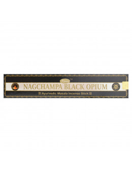 Encens Baguette Ppure - Nag Champa Black Opium - 15g