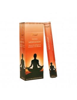 Encens Baguette Aromatika Hexa - Méditation - 20g