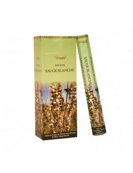 Encens Baguette Aromatika Hexa - Sauge Blanche - 20g