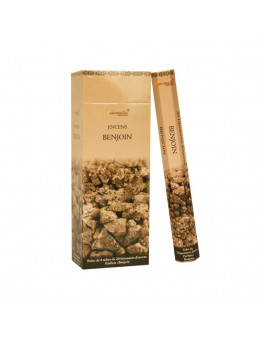 Encens Baguette Aromatika Hexa - Benjoin - 20g
