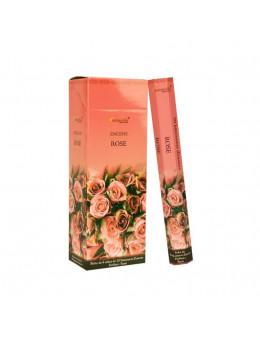 Encens Baguette Aromatika Hexa - Rose - 20g