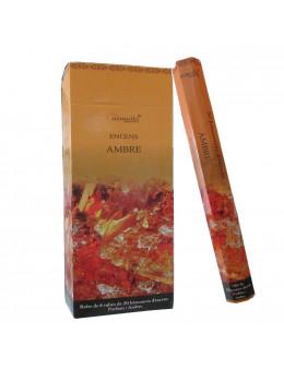 Encens Baguette Aromatika Hexa - Ambre - 20g
