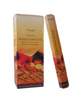 Encens Baguette Aromatika Hexa - Bonne Fortune - 20g