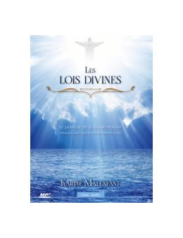 Les lois divines - Le pouvoir de la manifestation selon les enseignements du Maître Jésus - Livre audio CD MP3