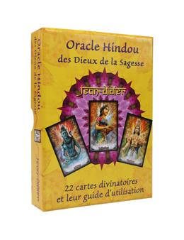 Oracle Hindou des Dieux de la Sagesse - Jean Didier