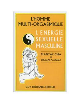 Homme multi orgasmique l'énergie sexuelle