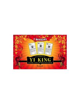 Le Coffret du Yi King - Livre + Jeu - Nathalie MOURIER