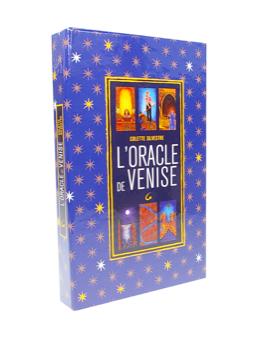 Oracle de Venise - Coffret livre + cartes - Colette Silvestre