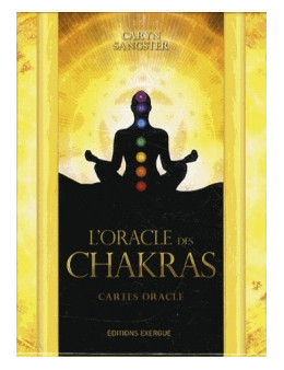 Oracle des Chakras - Coffret - Caryn SANCSTER