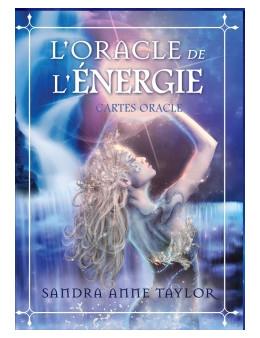 L'oracle de l'Énergie - Sandra Anne TAYLOR - Coffret 10 X 14 cm : Livre + 53 cartes