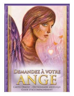 Demandez à votre ange - Toni Carmine SALERNO et Carisa MELLADO - Coffret 42 cartes + LIVRE