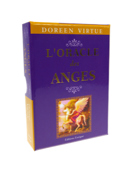 L'oracle des Anges - Doreen VERTUE - coffret - 44 cartes + livret