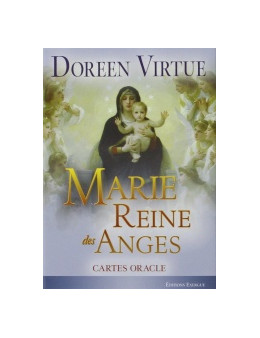 Marie, Reine des Anges, coffret Cartes Oracle