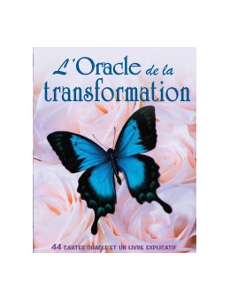 L'Oracle de la transformation Doreen VERTUE - coffret de 44 cartes oracle et un livre explicatif