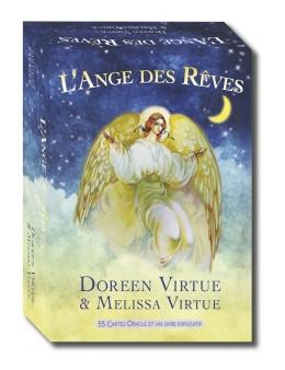 L'Ange des Rêves - Doreen VIRTUE et Melissa VIRTUE - coffret de 55 cartes 10 x 14