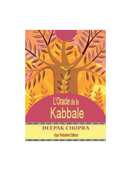 L'Oracle de la Kabbale - Deepak CHOPRA Coffret 22 cartes