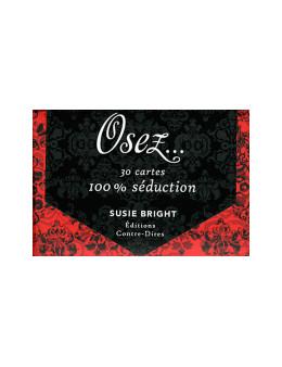 Osez... - 30 cartes 100% séduction - Susie Bright Hannah Stouffer (Illustrateur) - Coffret