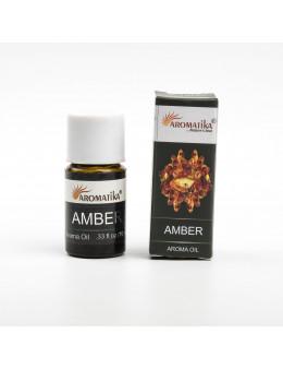 Huile Parfumée Aromatika Ambre