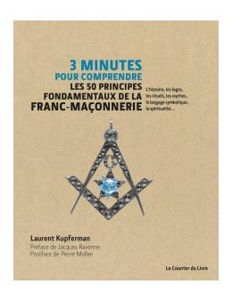3 Minutes pour comprendre les 50 principes fondamentaux de la F-M - kupferman laurent - Ed. courrier du livre