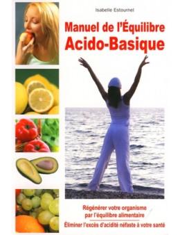 Manuel de l equilibre acido-basique - Estournel Isab.. - Ed. Exclusif