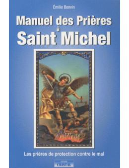 Manuel de Prieres à Saint Michel - Bonvin Emilie - Ed. Cristal