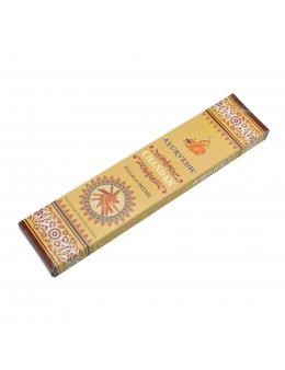 Encens baquette Ayurvedic Chandan - santal, encens masala