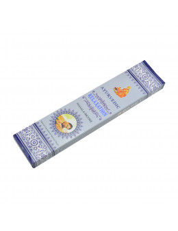 Encens baquette Ayurvedic Relaxation , encens masala