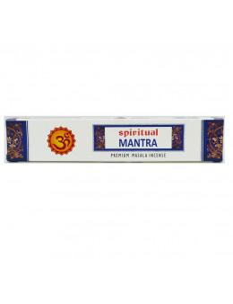 Encens Spiritual Mantra
