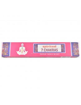 Encens Spiritual 7 Chakra