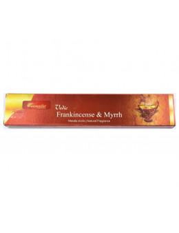 Encens Aromatika védic 15 g Encens Naturel / Myrrhe