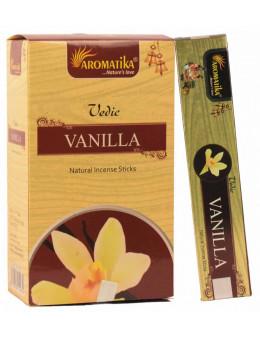 Encens Aromatika védic Vanille 15g