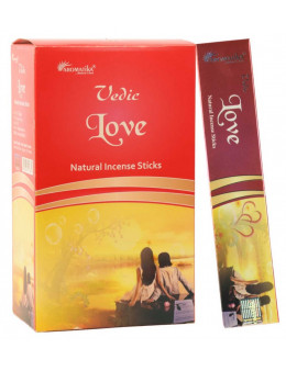 Encens Aromatika védic Love 15g