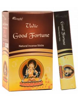 Encens Aromatika védic Good / Bonne Fortune 15g