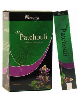 Encens Aromatika védic Patchouli 15g