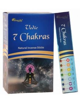 Encens Aromatika védic 7 Chakra 15g