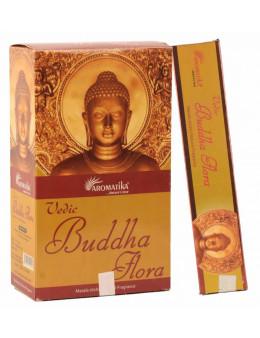 Encens Aromatika védic Buddha Flora 15g