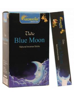 Encens Aromatika védic Lune Bleue Blue Moon 15g