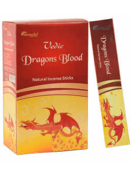 Encens Aromatika védic Sang du Dragon 15g