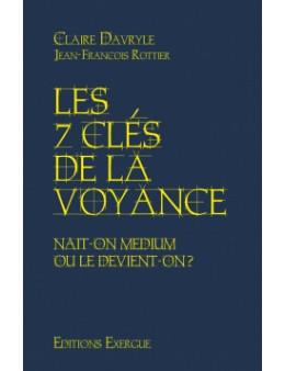 Les 7 Cles de la Voyance - Davryle Claire - Ed. Exergue