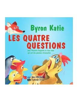 Les quatre questions pour Poulette Coquette - Katie Byron - Ed Synchronique