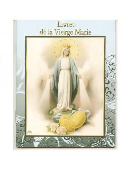 Livret de Prière - Neuvaine - Vierge Marie