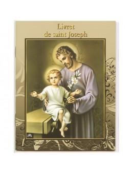Livret Prière - Neuvaine - Saint Joseph