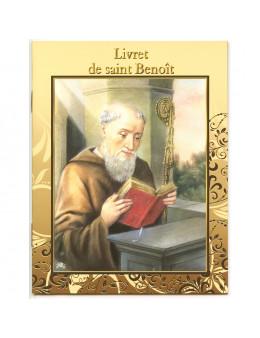 Livret Prière - Neuvaine - Saint Benoit